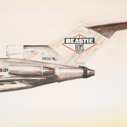 Beastie Boys Licensed To Ill - vinyl LP