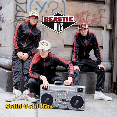 Beastie Boys Solid Gold Hits - vinyl LP