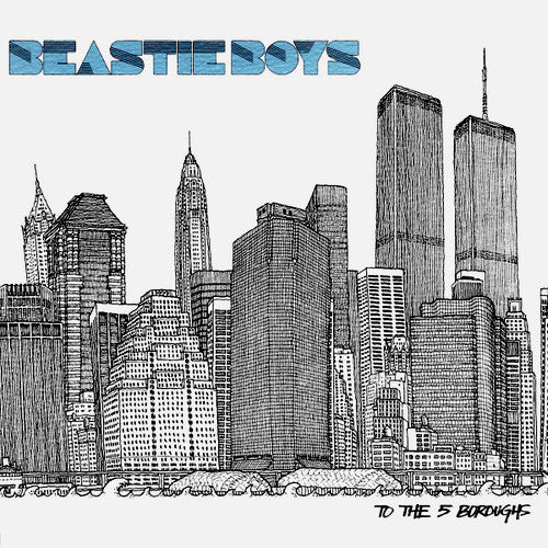 Beastie Boys To The 5 Boroughs - compact disc