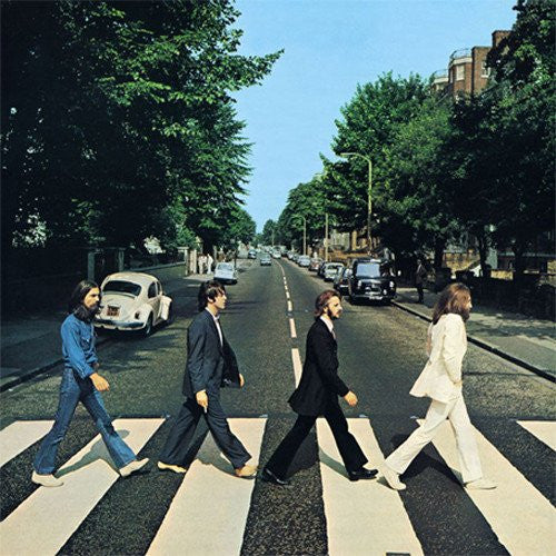 The Beatles Abbey Road - vinyl LP