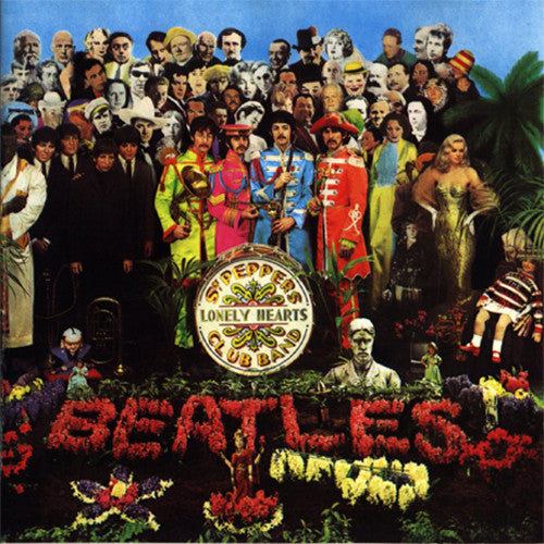 The Beatles Sgt. Pepper's Lonely Hearts Club Band - compact disc