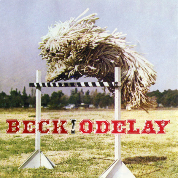 Beck Odelay - vinyl LP