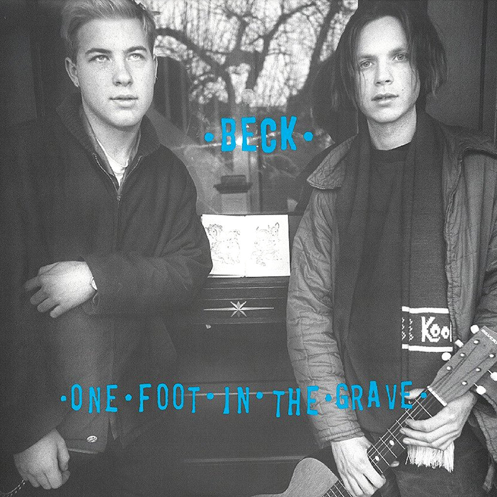 Beck One Foot In The Grave - vinyl LP