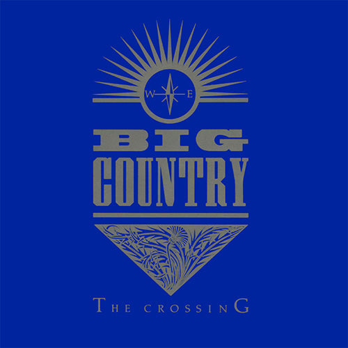 Big Country The Crossing - vinyl LP