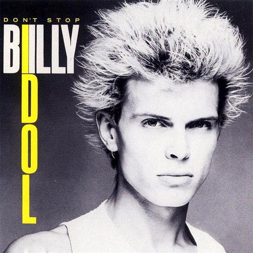 Billy Idol Don't Stop - vinyl EP