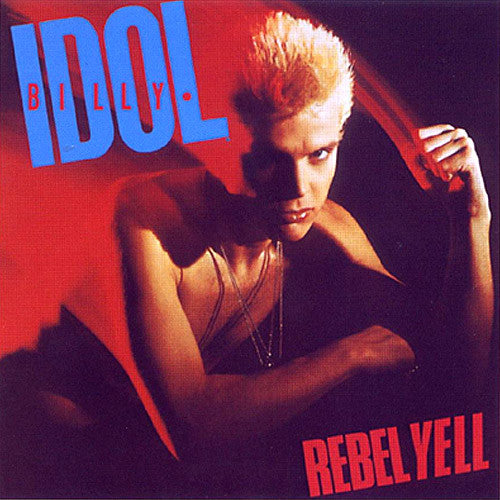 Billy Idol Rebel Yell - compact disc