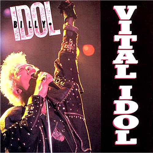 Billy Idol Vital Idol - vinyl LP