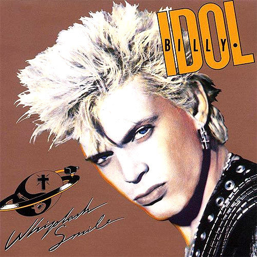 Billy Idol Whiplash Smile - vinyl LP
