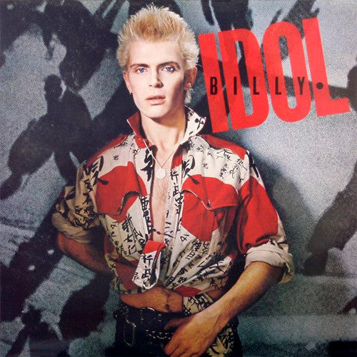 Billy Idol - vinyl LP