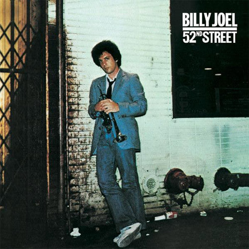 Billy Joel 52nd Street - vinyl LP