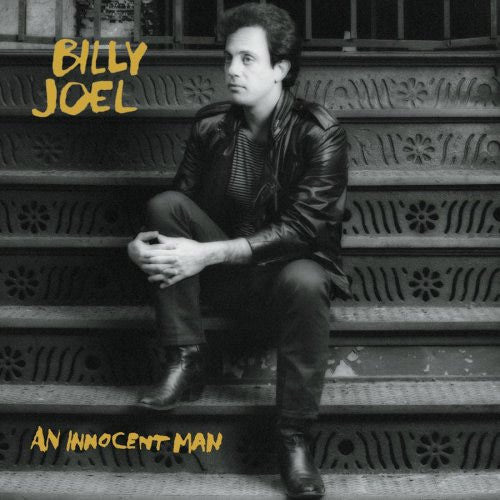 Billy Joel An Innocent Man - vinyl LP