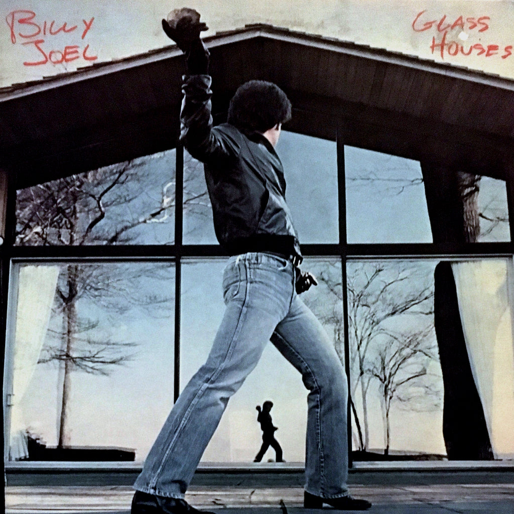 Billy Joel Glass Houses - vinyl LP