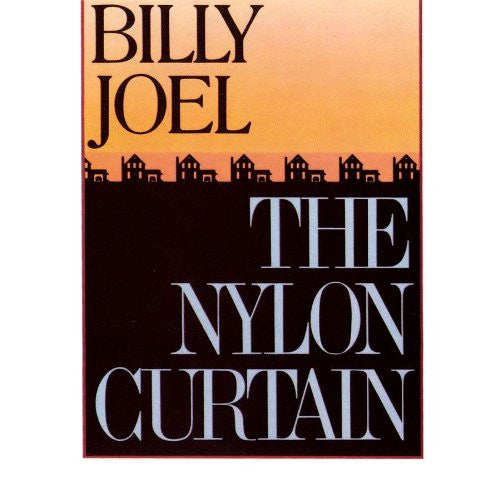 Billy Joel The Nylon Curtain - vinyl LP
