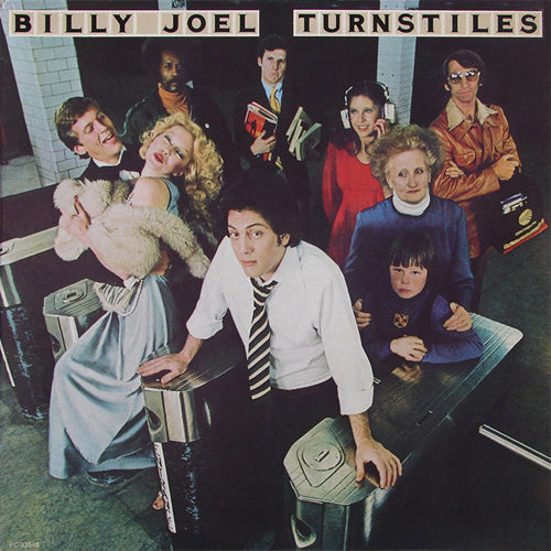 Billy Joel Turnstiles - vinyl LP