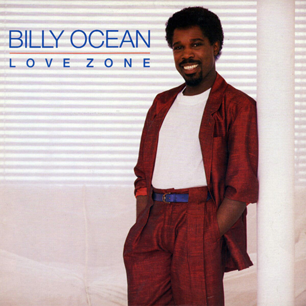 Billy Ocean Love Zone - cassette