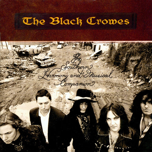 Black Crowes The Southern Harmony and Musical Companion - vinyl LP