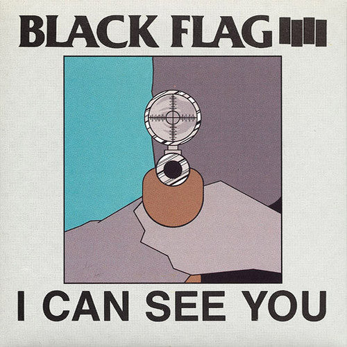 Black Flag I Can See You 12 inch EP