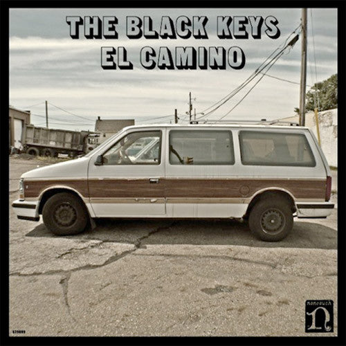 The Black Keys El Camino - vinyl LP