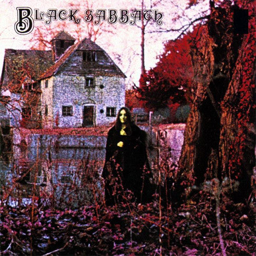 Black Sabbath - vinyl LP