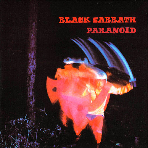 Black Sabbath Paranoid - compact disc