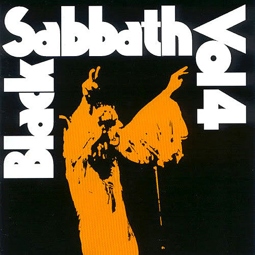 Black Sabbath Volume 4 - vinyl LP