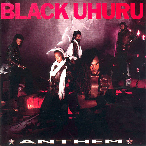 Black Uhuru Anthem - vinyl LP