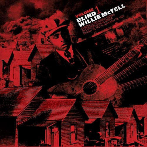 Blind Willie McTell Complete Recorded Works Volume 1 - vinyl LP