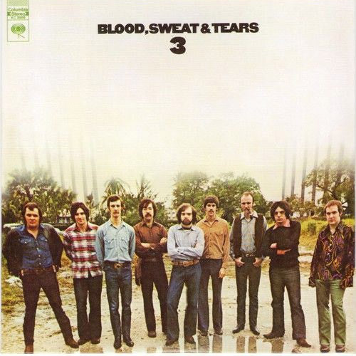Blood, Sweat & Tears 3 - vinyl LP