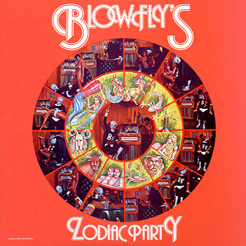 Blowfly Blowfly's Zodiac Party - vinyl LP