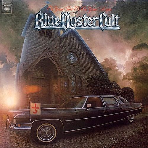 Blue Oyster Cult On Your Feet Or On Your Knees - vinyl LP