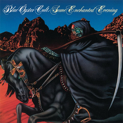 Blue Oyster Cult Some Enchanted Evening - vinyl LP