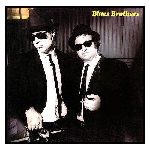 Blues Brothers Briefcase Full of Blues - vinyl LP