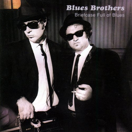 Blues Brothers Briefcase Full of Blues - compact disc
