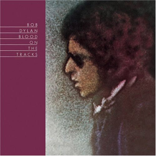 Bob Dylan Blood On The Tracks - vinyl LP