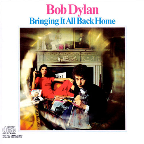 Bob Dylan Bringing It All Back Home - compact disc