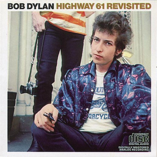 Bob Dylan Highway 61 Revisited - compact disc