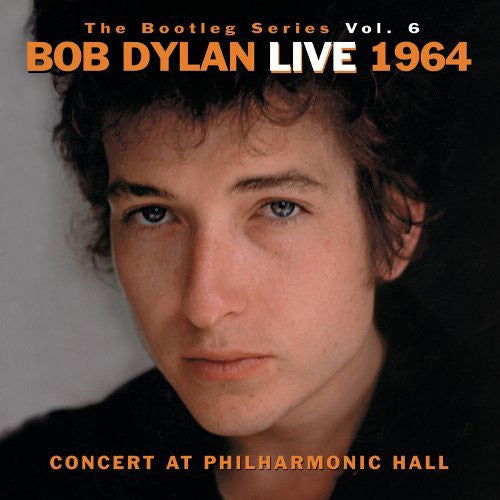Bob Dylan Live 1964 - compact disc