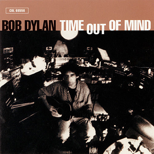 Bob Dylan Time Out Of Mind - compact disc