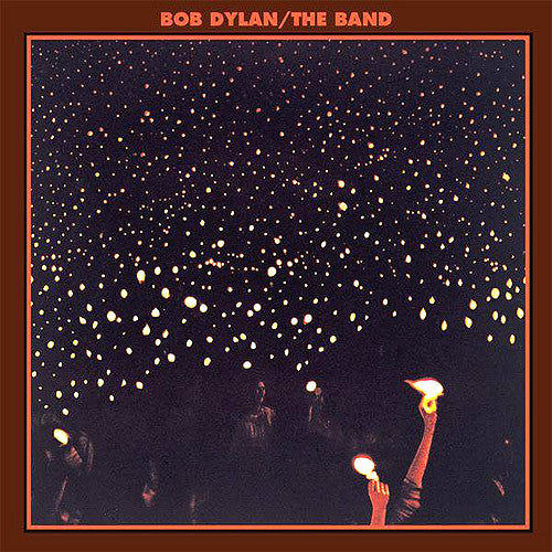 Bob Dylan The Band Before The Flood - compact disc