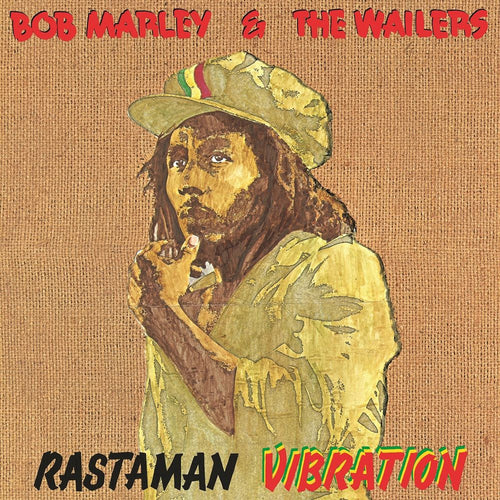Bob Marley & The Wailers Rastaman Vibration - vinyl LP