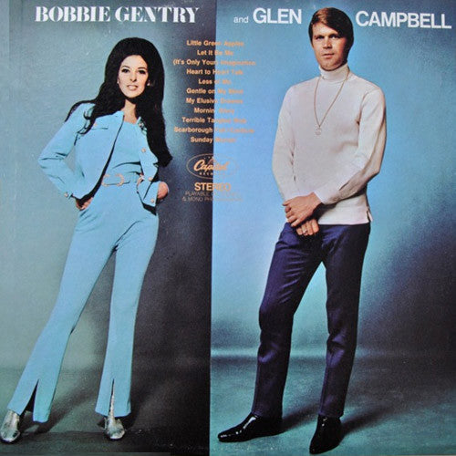 Bobbie Gentry and Glen Campbell - vinyl LP