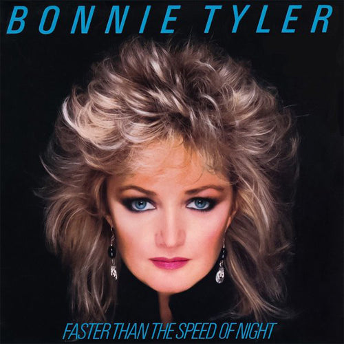 Bonnie Tyler Faster Than The Speed of Night - vinyl LP