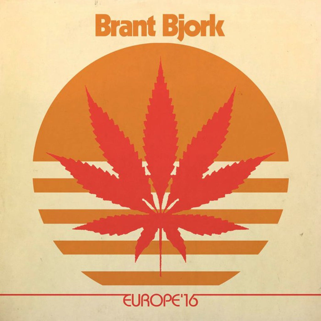 Brant Bjork Europe '16 Live In Berlin - vinyl LP