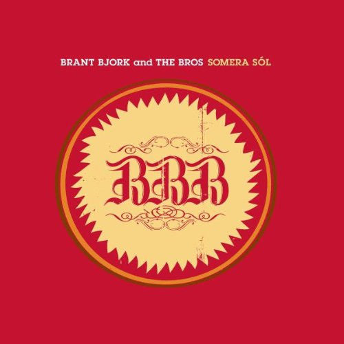 Brant Bjork & The Bros. Somera Sól - vinyl LP