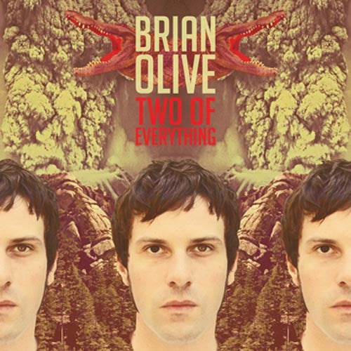 Brian Olive Two of Everything - compact disc