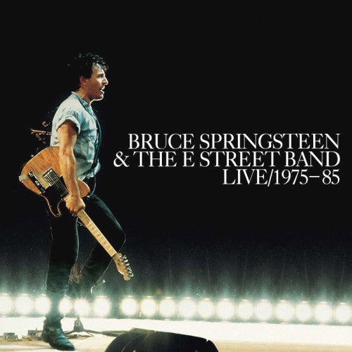 Bruce Springsteen & The E Street Band Live 1975-85 - vinyl LP