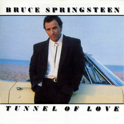 Bruce Springsteen Tunnel of Love - vinyl LP