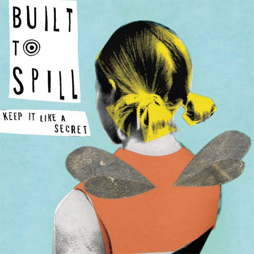Built To Spill Keep It Like A Secret - vinyl LP