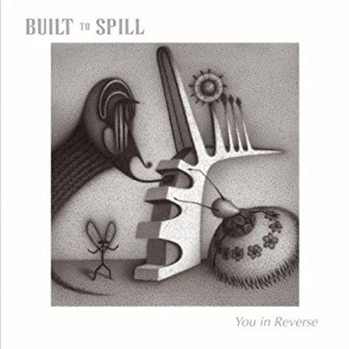 Built To Spill You In Reverse - vinyl LP