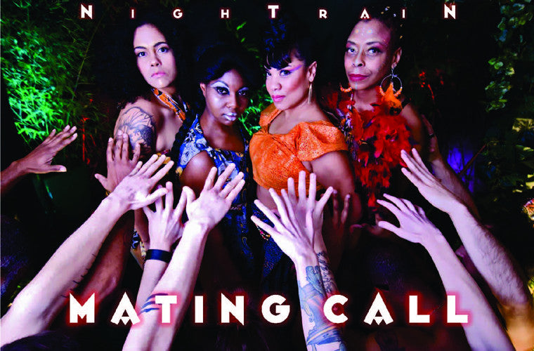 NighTraiN Mating Call - compact disc